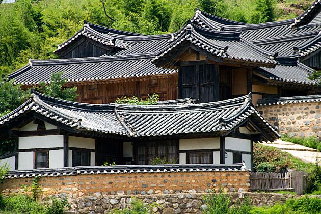 Yangdong-Korea
