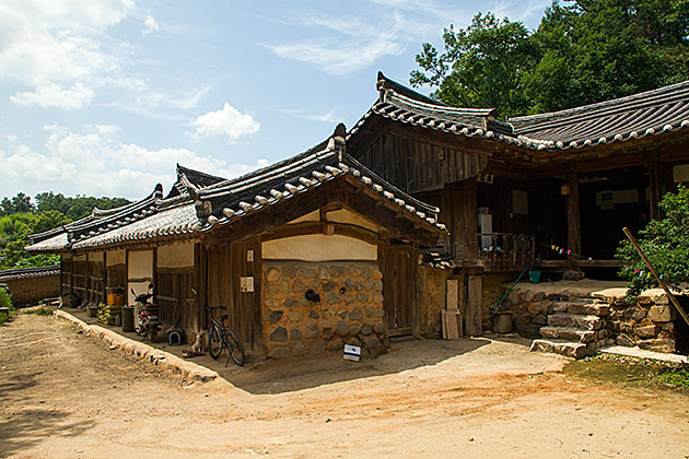 Yangdong-Unesco