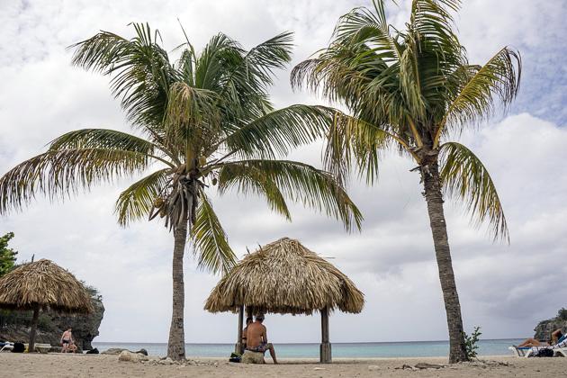 Daaibooi Beach Curacao