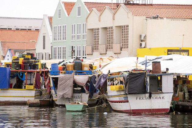 Floating Market Willemstad