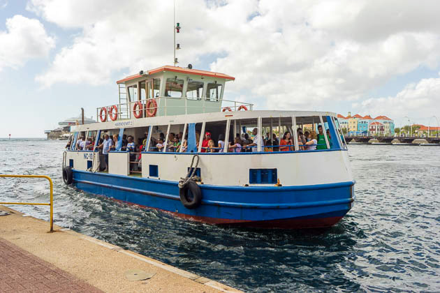 Harbor Tour Curacao