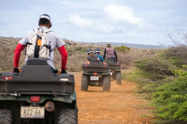 Jeep Tour Hato Plains