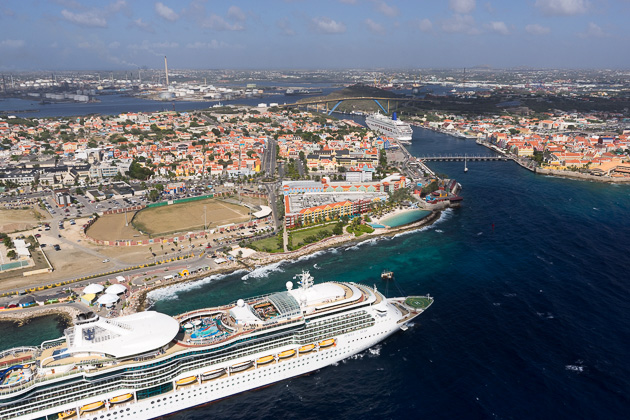 Helicopter Tour Curacao