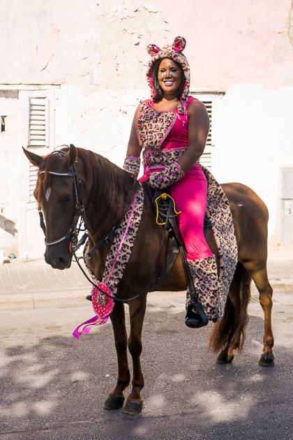 Carnival Horse Parade Curacao 2016