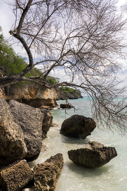 Boka Pos Spanjo and Playa Hulu