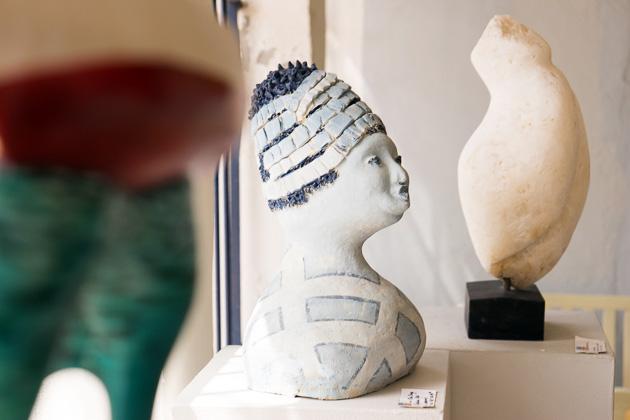 Gallery Alma Blou at Landhuis Habaai