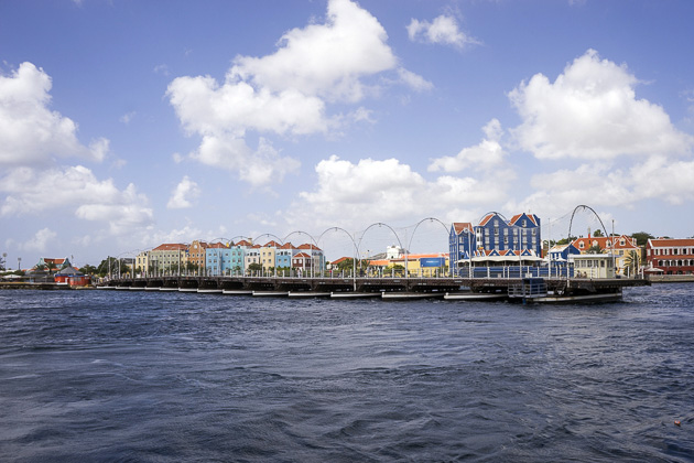 Queen Emma Bridge Curacao