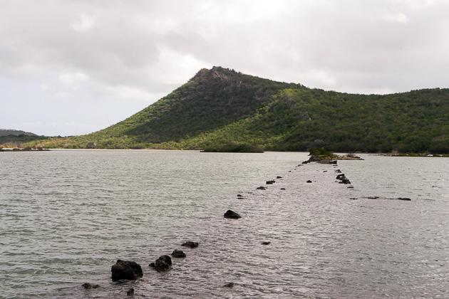 Salt Flat Curacao Hike