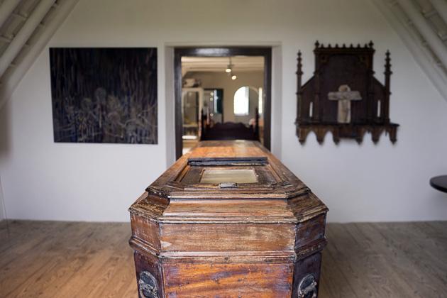 Savonet Museum