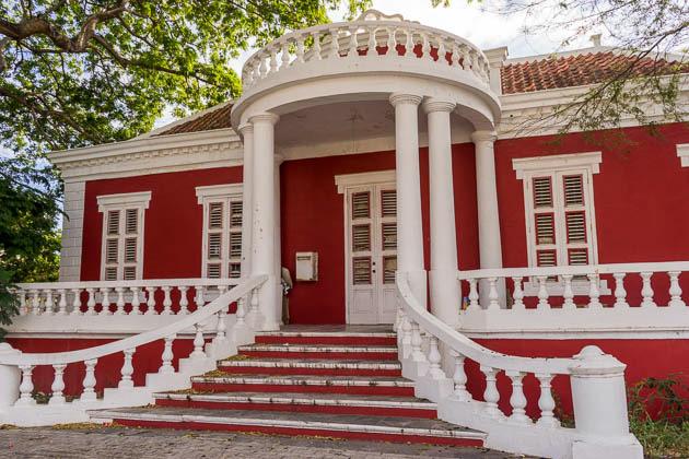 Scharloo Mansions Willemstad