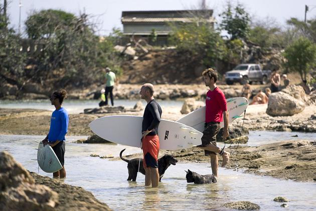 Surf Championship at Playa Kanoa