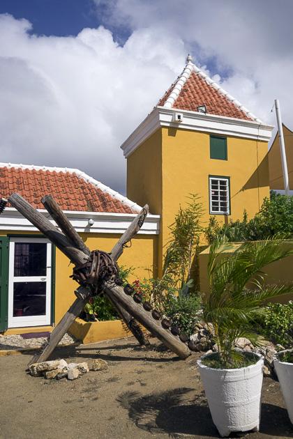 Tula Museum Landhuis Knip