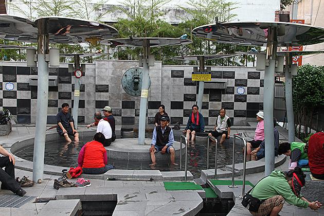 Busan Outdoor Spa