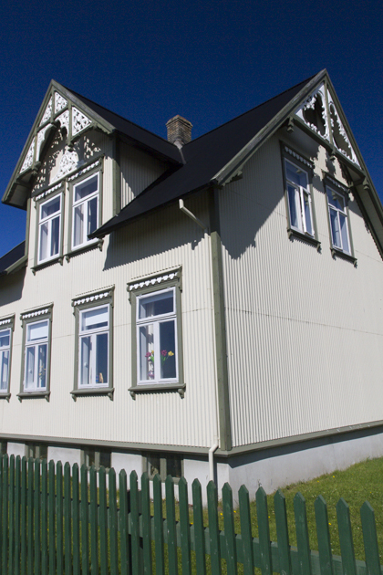 Old House Iceland