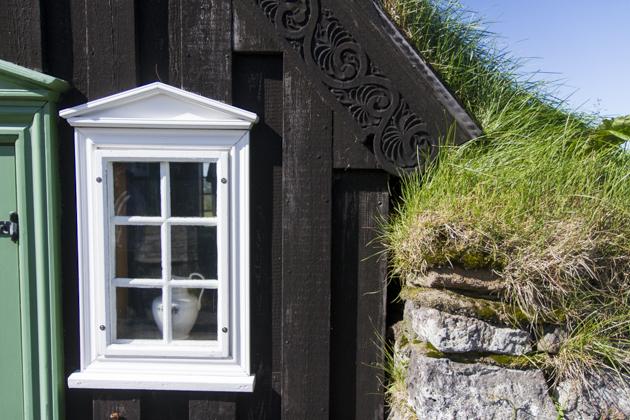 Turf Hut Reykjavik