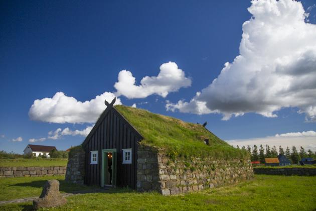 Turf Church Iceland