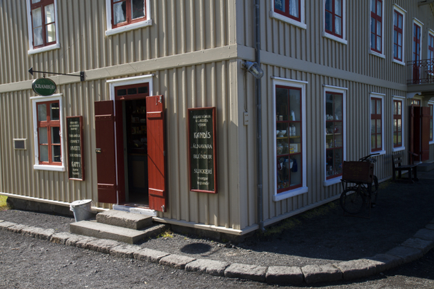 Classic Old Street Iceland