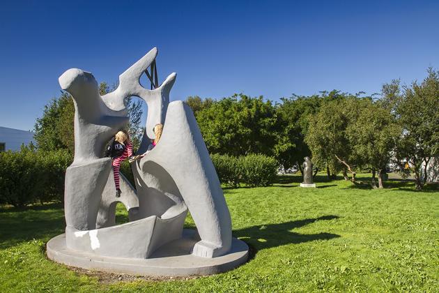 Sculpture Park Reykjavik