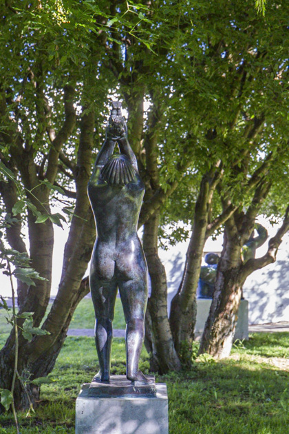 Naked Butt Iceland