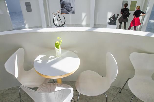 Ásmundur Sveinsson Sculpture Cafe