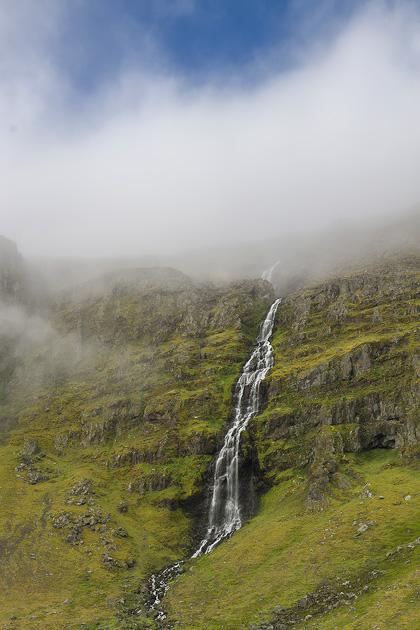 Random Waterfall Iceland