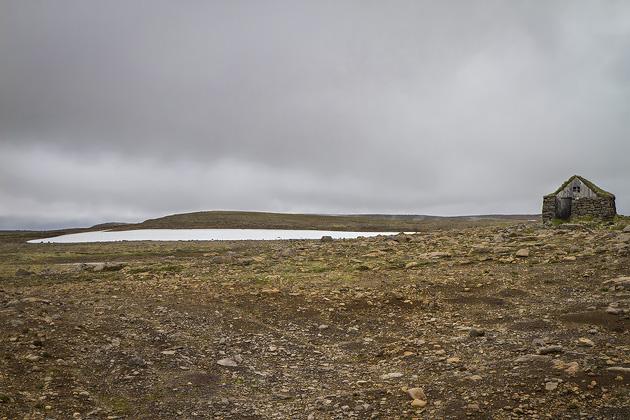 Old Stone Cottage Iceland