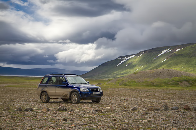 Jeep Tour Iceland