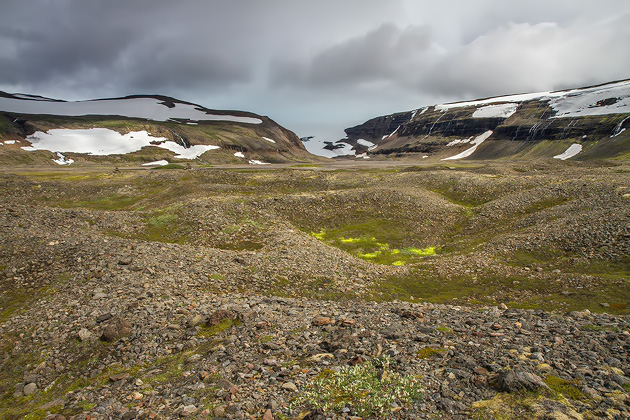 Glacier Westfjords