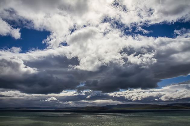 Westfjords Clouds