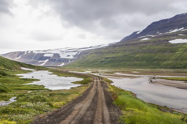 Road Trip Westfjords