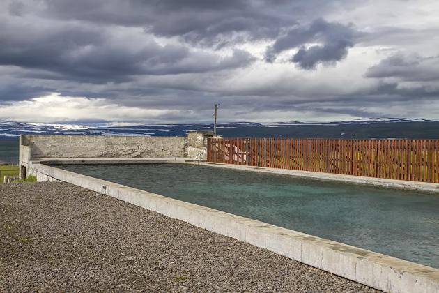 Westfjords Hot Pool