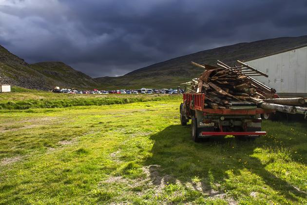 Truck Iceland