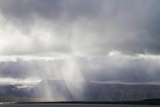 Rain Iceland