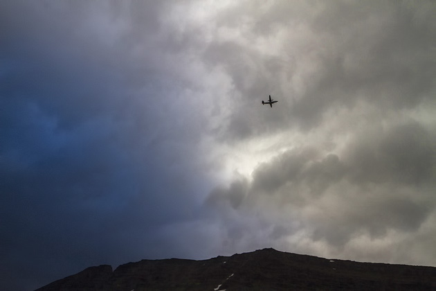 Ísafjörður Flight