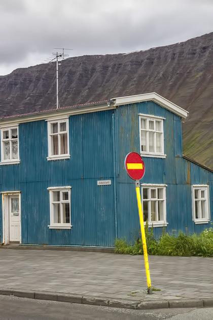 Blue House Ísafjörður