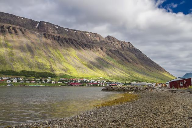 Ísafjörður Fjörd