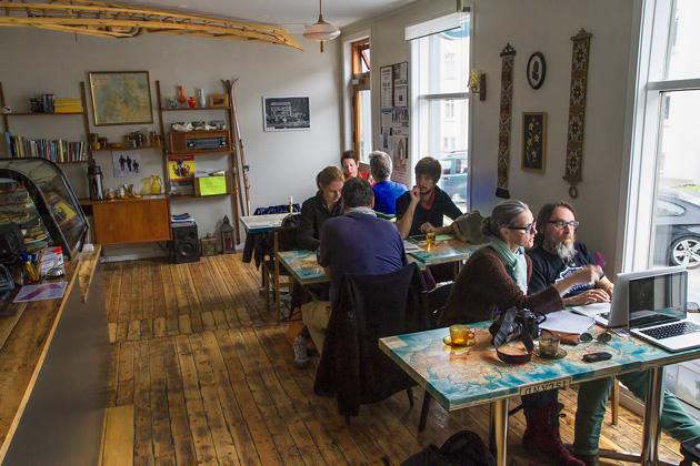 Borea Cafe Ísafjörður