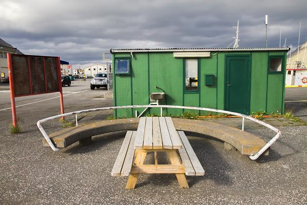 Ísafjörður Bench