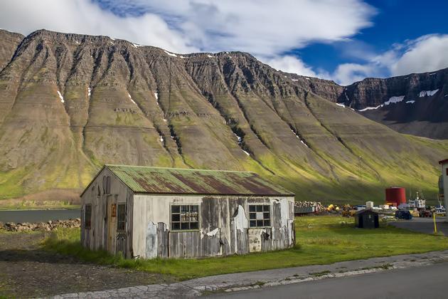 Ísafjörður Blog