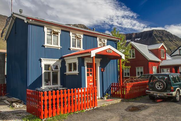 Living in Ísafjörður