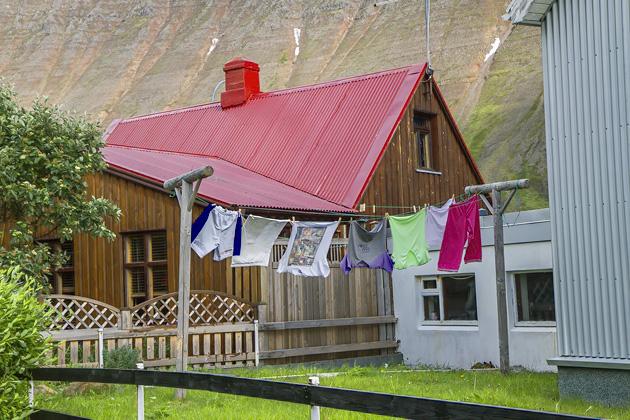 Ísafjörður Laundry