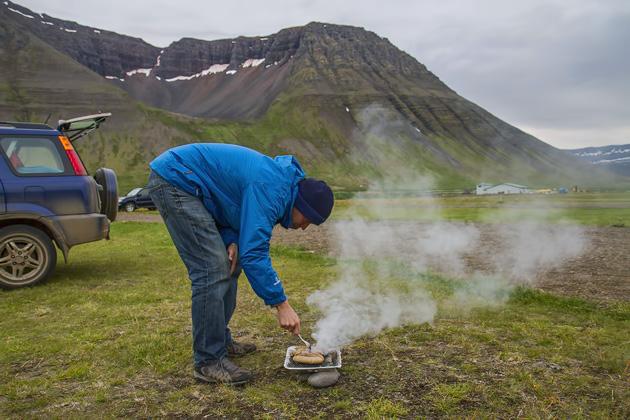 Master Chef Iceland