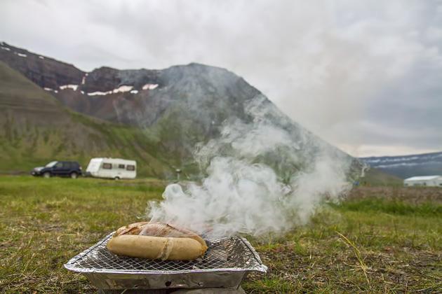 Grilling Ísafjörður