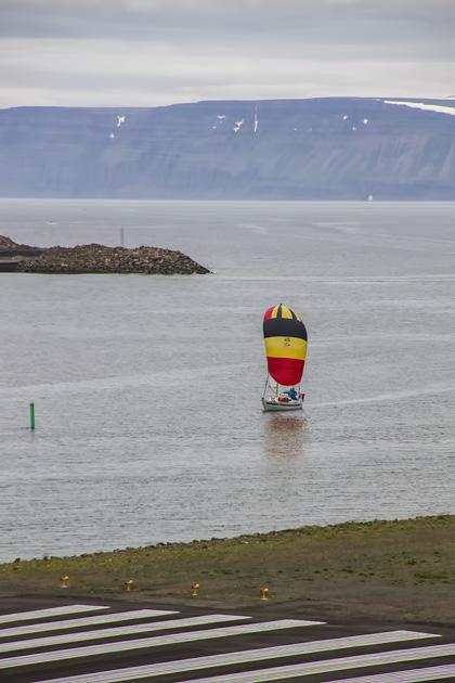 Sailing Ísafjörður