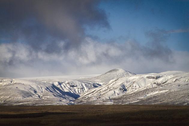 Highland Snow Iceland
