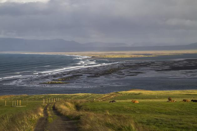 Hiking Ósar Iceland