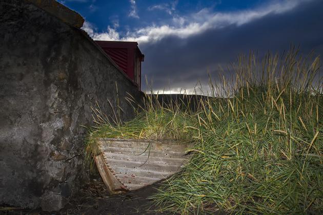 Old Boat Iceland