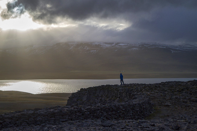 Lonely In Iceland
