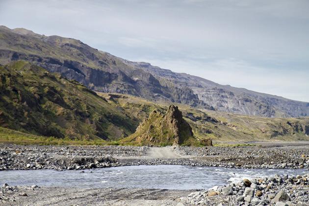 River Crossing Þórsmörk