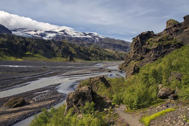 Þórsmörk River